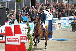 Tebbel Maurice, (GER), Chacco's Son<br /> CSI4* Grand Prix DKB-Riders Tour<br /> Horses & Dreams meets Denmark - Hagen 2016<br /> © Hippo Foto - Stefan Lafrentz