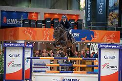 Morssinkhof Micky, NED, Graziano<br /> KWPN Stallionshow - 's Hertogenbosch 2018<br /> © Hippo Foto - Dirk Caremans<br /> 01/02/2018