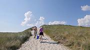Sylt, Germany. Ellenbogen (Elbow), Sylt's Northernmost point.