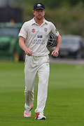 Paul Collingwood  (Durham County Cricket Club) during the LV County Championship Div 1 match between Durham County Cricket Club and Warwickshire County Cricket Club at the Emirates Durham ICG Ground, Chester-le-Street, United Kingdom on 14 July 2015. Photo by George Ledger.