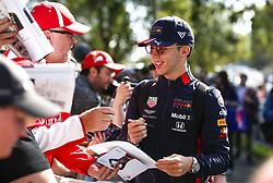 March 14, 2019 - Melbourne, Australia - Motorsports: FIA Formula One World Championship 2019, Grand Prix of Australia, ..#10 Pierre Gasly (FRA, Aston Martin Red Bull Racing) (Credit Image: © Hoch Zwei via ZUMA Wire)