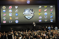 The 2012 NHL Entry Draft in Pittsburgh, PA on Friday June 22. Photo by Aaron Bell/CHL Images
