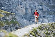 Philipp Feuz am 21. Jungfrau-Marathon 2013