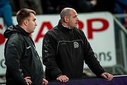 24-01-2018 NED: FC Utrecht - Feyenoord, Utrecht<br /> Utrecht speelt 1-1 gelijk tegen Feyenoord / Publiek vv maarssen, Marthijn van der Louw, ballenkinderen