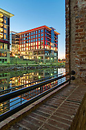 RiverPlace from The Wyche Pavilion - Downtown Greenville, SC