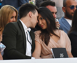 Louis Ducruet and Marie Chevallier attend Amber Lounge UNITE 2018 in aid of Sir Jackie Stewart's foundation 'Race Against Dementia' at Le Meridien Hotel on May 25, 2018 in Monte-Carlo, Monaco. Photo by Laurent Zabulon/ABACAPRESS.COM