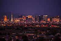 Las Vegas Strip @ Dusk