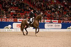 Jorissen Phillipe (BEL) - Le Beau<br /> Stockholm International Horse Show 2009<br /> Photo© Hippo Foto - Rinaldo de Craen