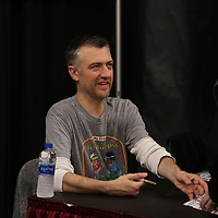 Actor Sean Gunn of Guardians of the Galaxy signed autographs Saturday at the Tupelo Comic Con