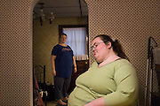 Anne Martin, living in Lebanon Pennsylvania, has been cutting herself since she was 14 years old. Stress from a tough childhood, the death of her biological mother and ending up having to live in a orphanage for a period of time, she believes, is her reasoning for starting self injury. Martin, who is considered legally blind, stopped cutting for 10 years when her first son, Colton Martin, was born but started cutting again this past november in 2006 when she had her third miscarriage. Her miscarried newborn would be 3 months old this coming March. Martin who is originally from the south, is soon to be in the process of divorce from Colton and her last miscarried son's father. Martin is currently living with her biological father Tony Harely, half sister Allison harely and son Colton Martin in Pennsylvania.