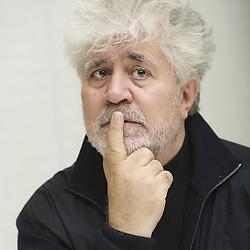 October 13, 2016 - Hollywood, CA, USA - Pedro Almodovar is the director and writer of movie from Spain Julieta  (Credit Image: © Armando Gallo/Arga Images via ZUMA Studio)