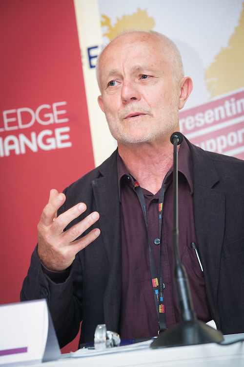 04 June 2015 - Belgium - Brussels - European Development Days - EDD - Financing - Creating a fairer and more sustainable international tax system - What is the EU's role? - Mick Moore , IDS Professorial Fellow and Chief Executive if the International Centre for Tax and Development © European Union