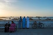 The fishing port of Essaouira