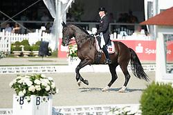 Nevermann Torup Carina, (DEN), Lykkes de Niros<br /> Grand Prix U25<br /> CDIO Hagen 2015<br /> © Hippo Foto - Stefan Lafrentz