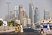 Dubai . just off  Sheikh Zayed Road