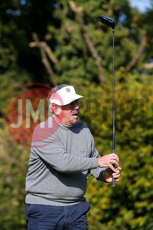 Bristol Rovers Chairman Steve Hamer joins team Office Beverage Bashers as they take part in the annual Bristol Rovers Golf Day - Rogan Thomson/JMP - 10/10/2016 - GOLF - Farrington Park - Bristol, England - Bristol Rovers Golf Day.