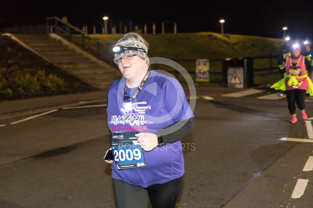 Images from the 2017 Supernova 5k, 10 November 2017 at The Kelpies, Falkirk. Photo: Paul J Roberts | RobertsSports Photo. All Rights Reserved