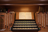 Kantor und Organist<br /> Thomas Dahl lädt mittwochs<br /> zu Konzerten in die<br /> St.-Petri-Kirche – gratis.
