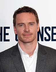 Michael Fassbender nominated for Best supporting actor for the Oscars 2014.<br /> Michael Fassbender arriving for a special screening of The Counselor, in  London,  Thursday, 3rd October 2013. Picture by Stephen Lock / i-Images