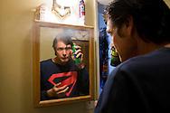 Being Superman - Christopher Dennis
