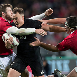 Israel Dagg during game 7 of the British and Irish Lions 2017 Tour of New Zealand, the first Test match between  The All Blacks and British and Irish Lions, Eden Park, Auckland, Saturday 24th June 2017<br /> (Photo by Kevin Booth Steve Haag Sports)<br /> <br /> Images for social media must have consent from Steve Haag