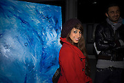 PREEYA KALIDAS;, ArtSensus presents ' Naked Soul' by Meredith Ostrom in support of Youth for Youth. Howick Place. London. 12 March 2009