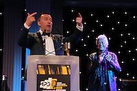 Mastering Engineer of the Year John Davis. The MPG Awards 2016, The Grosvenor Hotel, Park Lane.  Wednesday Feb 3rd, photo John Marshall/JM Enternational