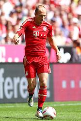 14.05.2011, Allianz Arena, Muenchen, GER, 1.FBL, FC Bayern Muenchen vs VfB Stuttgart, im Bild  Arjen Robben (Bayern #10) , EXPA Pictures © 2011, PhotoCredit: EXPA/ nph/  Straubmeier       ****** out of GER / SWE / CRO  / BEL ******
