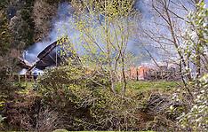 Ruapehu-Fire destroys Raurimu house