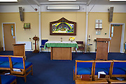 The chapel. HMP Styal, Wilmslow, Cheshire