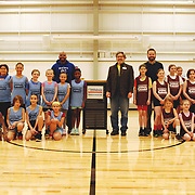 Hillsboro Parks & Rec held a basketball game at Eastwood Elementary School in Hillsboro, Ore., on Tuesday, Feb. 4, 2020. Photo: Hillsboro School District