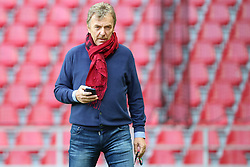 August 31, 2017 - Copenhagen, Denmark - Head of the Polish Football Association Zbigniew Boniek  during press conference before FIFA World Cup 2018 qualifier MD-1 between Denmark and Poland at Parken Stadium in Copenhagen, Denmark on 31 August 2017. (Credit Image: © Foto Olimpik/NurPhoto via ZUMA Press)