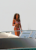 Mel B and Friends in Ibiza