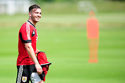 Bristol City's Mitch Brundle - Photo mandatory by-line: Dougie Allward/JMP - Tel: Mobile: 07966 386802 28/06/2013 - SPORT - FOOTBALL - Bristol -  Bristol City - Pre Season Training - Npower League One