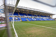 General view of the ground from the goal line before the EFL Sky Bet League 1 match between Peterborough United and Rotherham United at London Road, Peterborough, England on 25 January 2020.