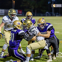 09-22-17 Berryville Sr High Football vs Shiloh Christian