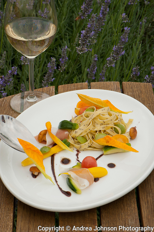 Sunny Jin, executive chef, Allison Inn & Spa, Newberg, Oregon