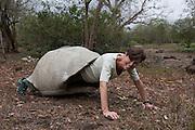 Jo Ann Seagren<br /> Santa Cruz Highlands<br /> Galapagos<br /> Ecuador, South America