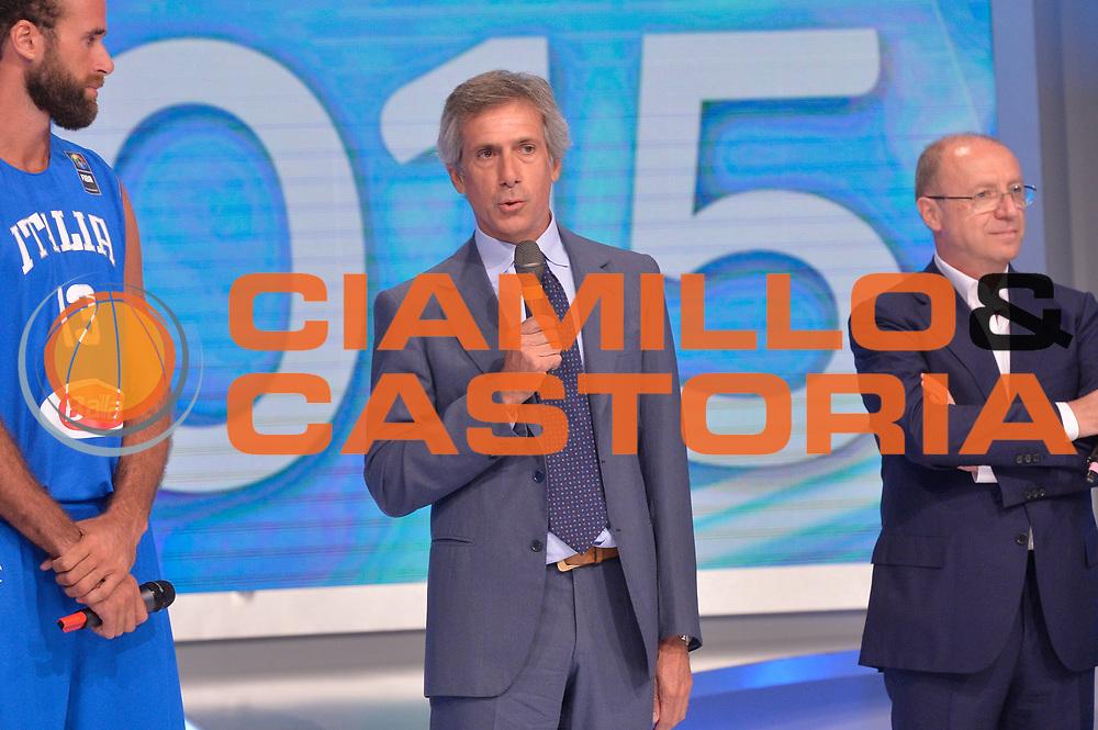 DESCRIZIONE : Media Day Nazionale Italiana Maschile Senior 2015 Presentazione studi Sky TV<br /> GIOCATORE : Paolo Barilla<br /> CATEGORIA : <br /> SQUADRA :  Nazionale Maschile Senior<br /> EVENTO : <br /> GARA : Media Day Nazionale Italiana Maschile Senior 2015 Presentazione studi Sky TV<br /> DATA : 20/07/2015<br /> SPORT : Pallacanestro <br /> AUTORE : Agenzia Ciamillo-Castoria/I.Mancini<br /> Galleria : Nazionale Italiana Maschile Senio 2015<br /> Fotonotizia : Media Day Nazionale Italiana Maschile Senior 2015 <br /> Predefinita :