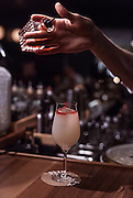 Switzerland, Zurich: DaDA cocktail at the Baltho club, few minutes from Cabaret Voltaire