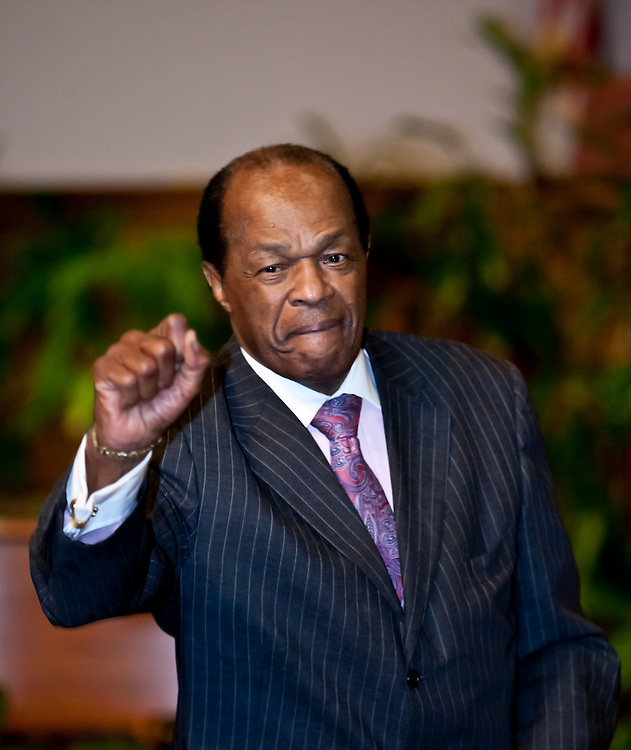 Ward 8 Councilman Marion Barry remains defiant after his censure by the D.C. Council.
