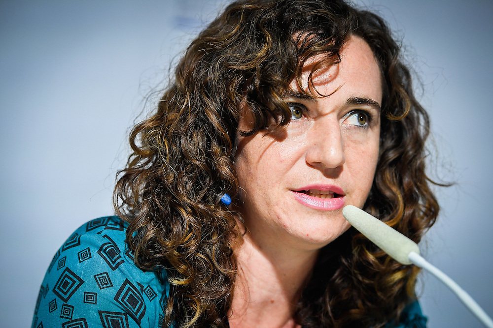 20160615 - Brussels , Belgium - 2016 June 15th - European Development Days - Rosa Maria Cañete, LAC Campaign Coordinator, Oxfam International © European Union