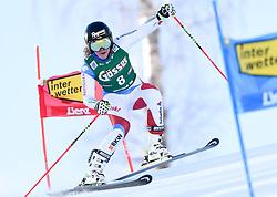 29.12.2017, Hochstein, Lienz, AUT, FIS Weltcup Ski Alpin, Lienz, Riesenslalom, Damen, 1. Lauf, im Bild Lara Gut (SUI) // Lara Gut of Switzerland in action during her 1st run of ladie's Giant Slalom of FIS ski alpine world cup at the Hochstein in Lienz, Austria on 2017/12/29. EXPA Pictures © 2017, PhotoCredit: EXPA/ Erich Spiess
