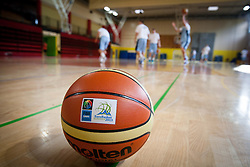 Training camp of Slovenian National basketball team for Eurobasket 2013 on July 19, 2013 in Sports hall Rogatec, Slovenia. (Photo by Vid Ponikvar / Sportida.com)