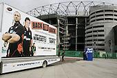 Saracens v Harlequins. London Double Header 6-9-08. Twickenham Stadium