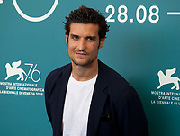 Venice, Italy, 30th August 2019, Louis Garrel at the photocall for the film J'Accuse (An Officer And A Spy) at the 76th Venice Film Festival, Sala Grande. Credit: Doreen Kennedy/Alamy Live News