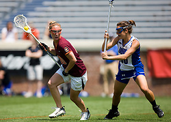 Virginia Tech Hokies A Kady McBrearty (10).  The #3 seeded Duke Blue Devils defeated the #6 seeded Virginia Tech Hokies 19-6 in the first round of the 2008 Women's ACC Lacrosse Tournament held at the University of Virginia's Scott Stadium in Charlottesville, VA on April 24, 2008.