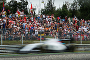 September 4, 2016: Felipe Massa (BRA), Williams Martini Racing , Italian Grand Prix at Monza