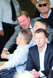 Harry Redknapp is back in football after accepting a voluntary advisory role at Bournemouth. - Photo mandatory by-line: Dougie Allward/Josephmeredith.com  - Tel: Mobile:07966 386802 08/09/2012 - SPORT - FOOTBALL - League 1 -  Yeovil  - Huish Park -  Yeovil Town v AFC Bournemouth