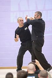 Krav Maga Global Masterclass with Eyal Yanilov and Tomasz Adamaczyk, at Harlow..©Michael Schofield.